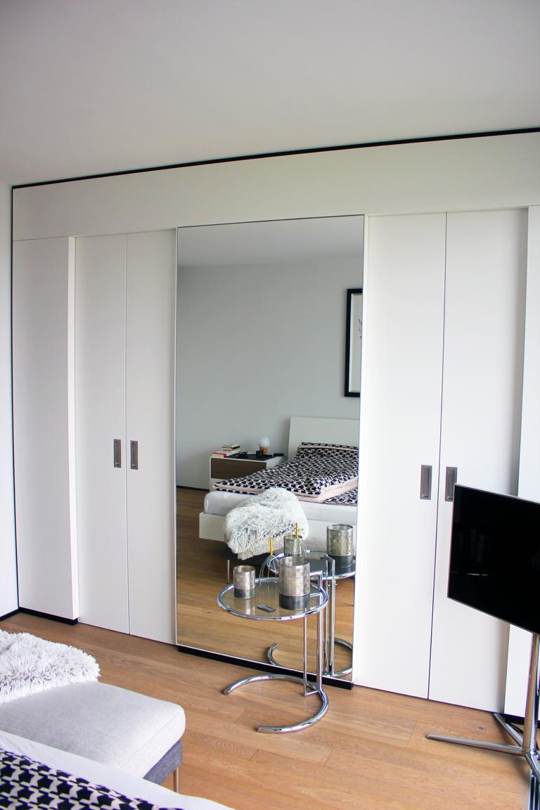 Schlafzimmer, Ankleide